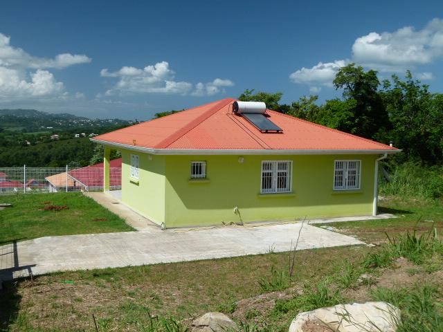 Finitions ext rieures constructeurs de maisons nf en for Nf maison individuelle