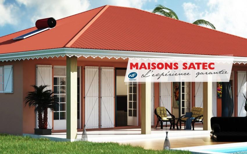Maison anthurium constructeurs de maisons nf en for 972 martinique location maison