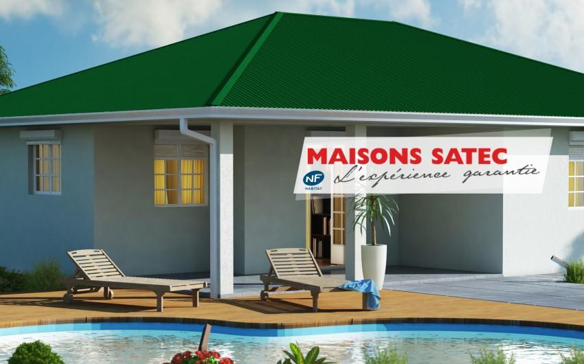 Maison cannelle constructeurs de maisons nf en for 972 martinique location maison