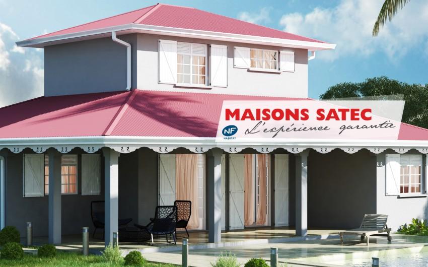 Maison orchid es constructeurs de maisons nf en for 972 martinique location maison